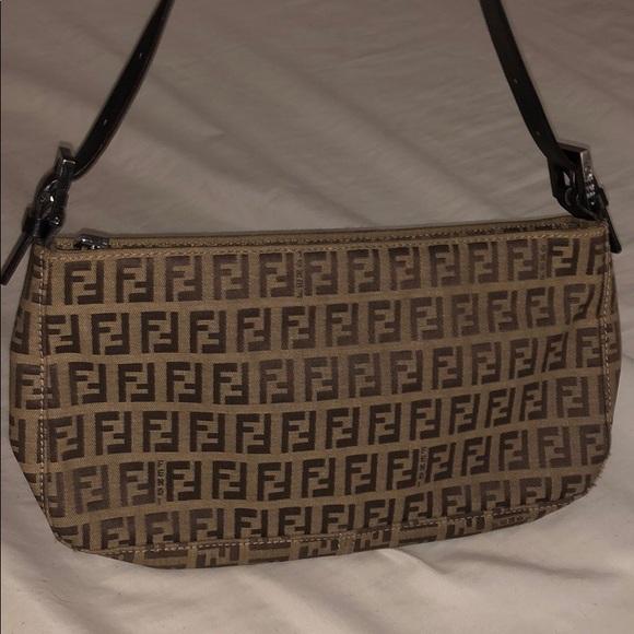 f99e9792ad0 Fendi Bags   Canvas Bag   Poshmark